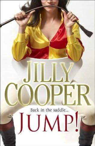 Jilly Cooper book - Jump