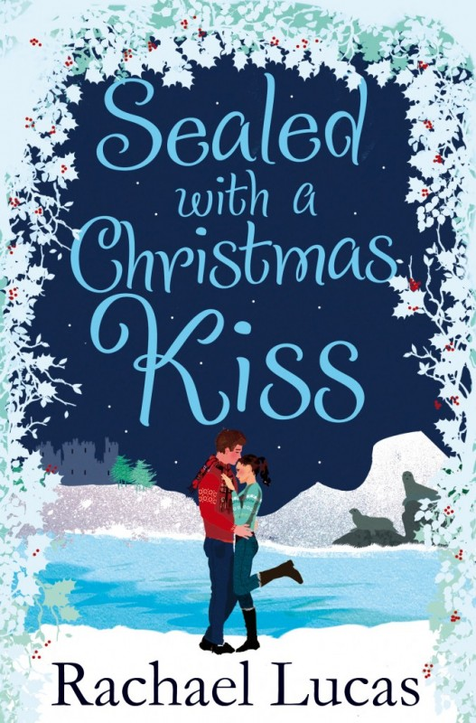 rachael lucas books - sealed with a christmas kiss