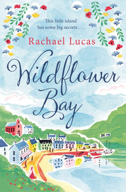 Rachael Lucas Books - Wildflower Bay