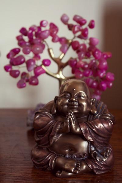 desk buddha