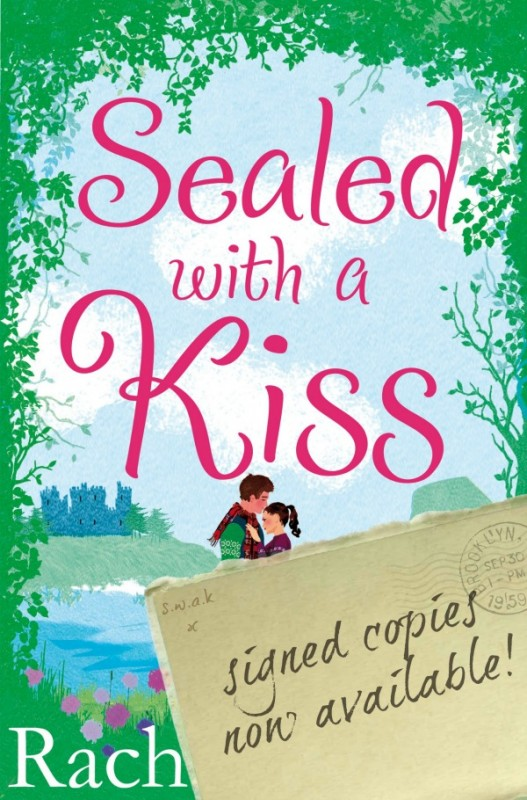 Rachael Lucas Books - Sealed with a Kiss